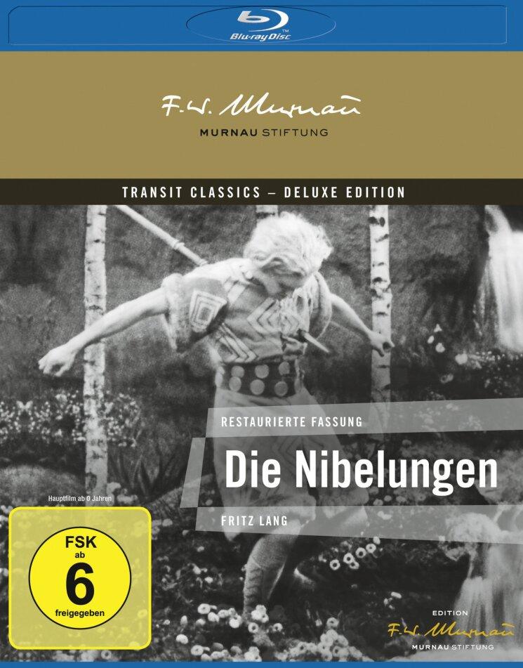 Die Nibelungen (1924) (s/w)