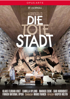 Finnish National Opera, Mikko Franck, … - Korngold - Die tote Stadt (Opus Arte)