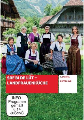 SRF bi de Lüt - Landfrauenküche - Staffel 7 (2 DVDs)