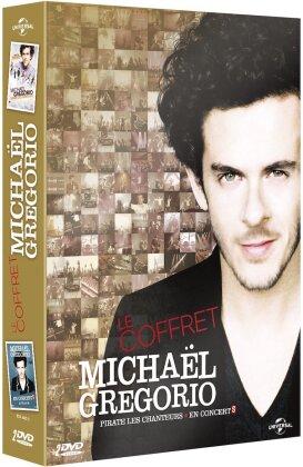Michael Gregorio - En concerts / Pirate les chanteurs (2 DVDs)