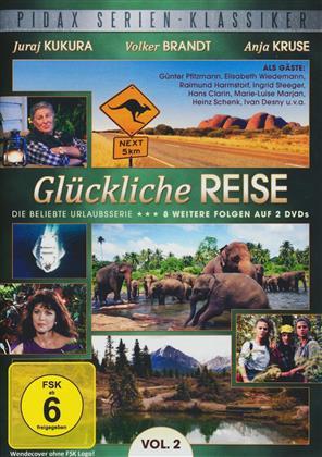 Glückliche Reise - Vol. 2 (2 DVDs)