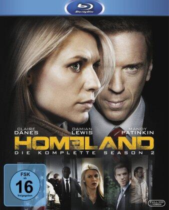 Homeland - Staffel 2 (3 Blu-rays)