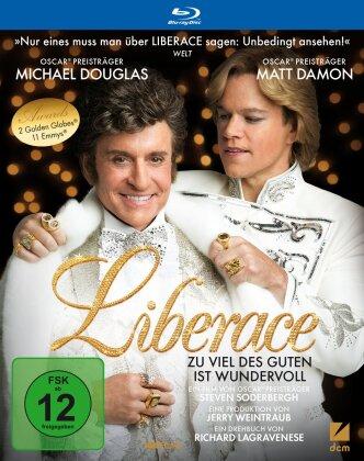 Liberace - Zuviel des Guten ist wundervoll (2013)