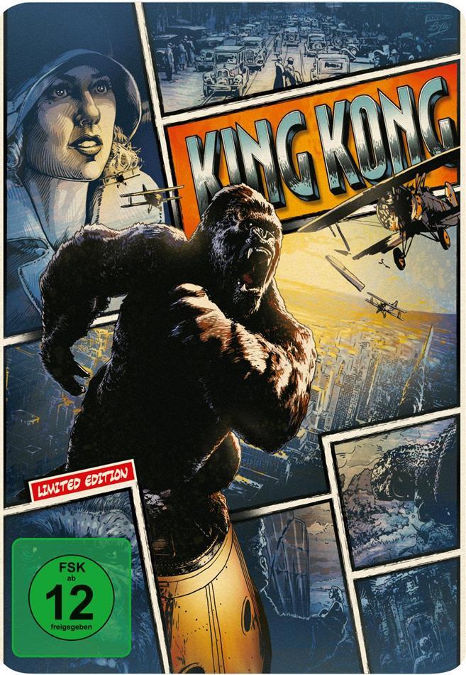 King Kong (2005) (Limited Steelbook - Reel Heroes Edition)
