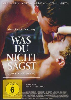 Was du nicht sagst - Come non detto (2012)