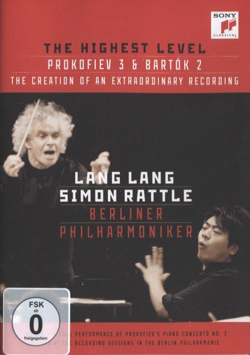 Berliner Philharmoniker, Sir Simon Rattle & Lang Lang - The Highest Level (Sony Classical)