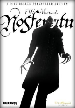 Nosferatu (1922) (Deluxe Edition, Versione Rimasterizzata, 2 DVD)
