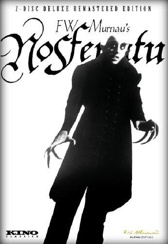 Nosferatu (1922) (Deluxe Edition, Remastered, 2 DVDs)