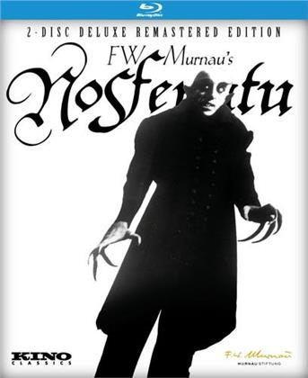 Nosferatu (1922) (Deluxe Edition, Versione Rimasterizzata, 2 Blu-ray)