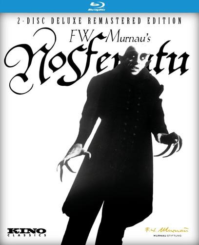 Nosferatu (1922) (Deluxe Edition, Remastered, 2 Blu-rays)