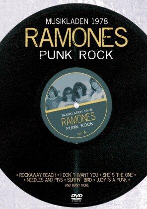 Ramones - Punk Rock: Musikladen 1978 (Inofficial)