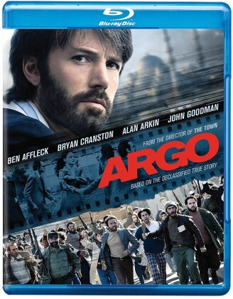Argo (2012) (Blu-ray + DVD)