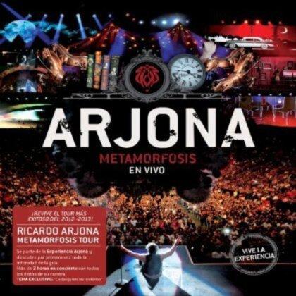 Arjona Ricardo - Arjona Metamorfosis en Vivo
