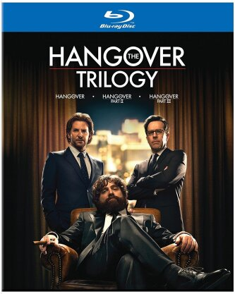 The Hangover Trilogy (3 Blu-rays)