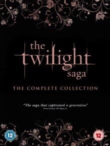 Twilight-Saga - The Complete Collection (5 Blu-rays)