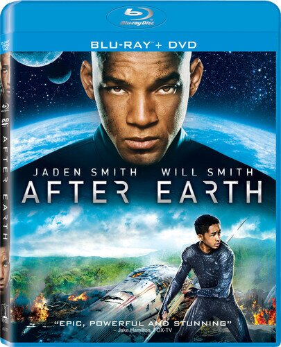 After Earth (2013) (Blu-ray + DVD)