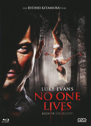 No One Lives (2012) (Limited Edition, Uncut, Blu-ray + DVD)