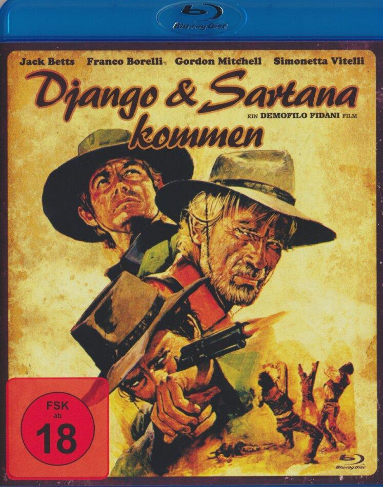 Django & Sartana kommen - Arrivano Django e Sartana... è la fine (1970)