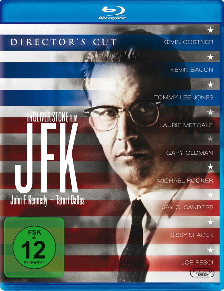 JFK - John F. Kennedy - Tatort Dallas (1991) (Director's Cut)