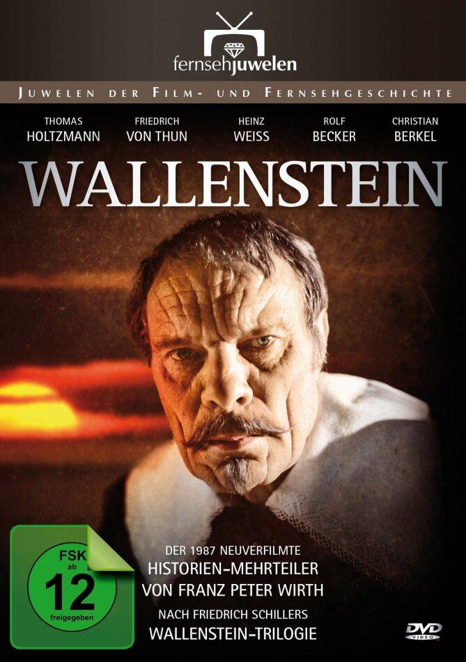Wallenstein - TV-Dreiteiler (Filmjuwelen)