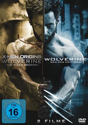 X-Men Origins: Wolverine / Wolverine - Weg des Kriegers (2 DVDs)
