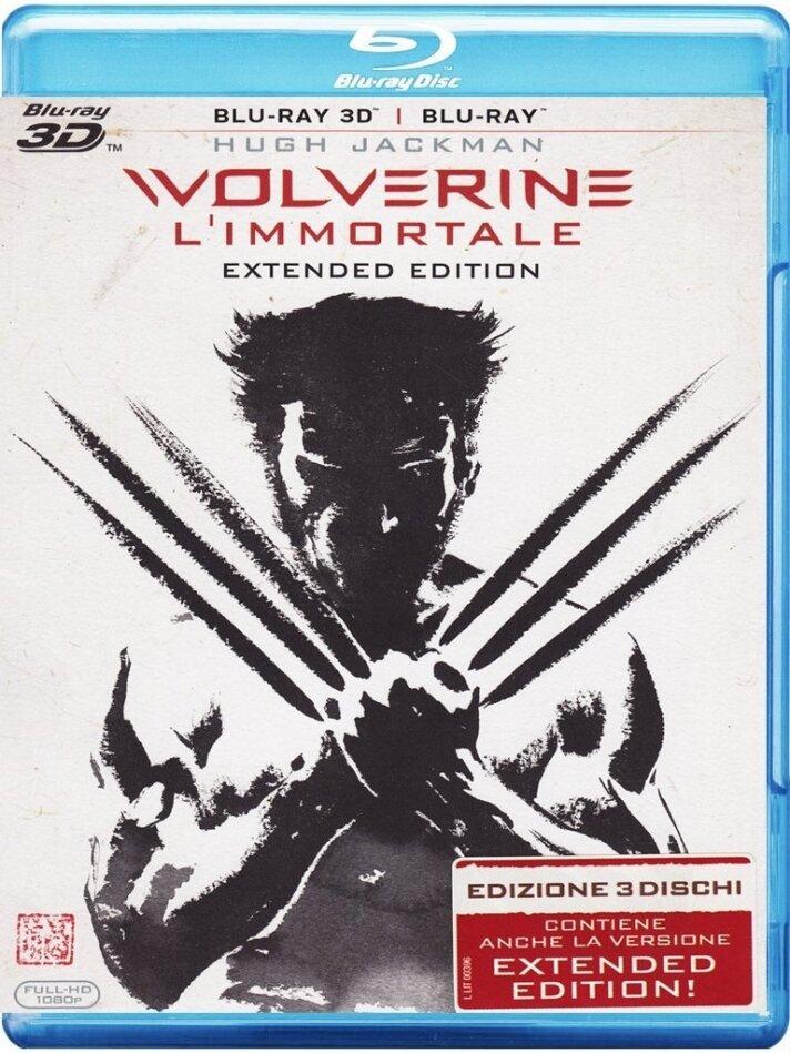 Wolverine - L'immortale (2013) (3 Blu-ray 3D (+2D))