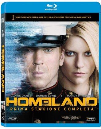 Homeland - Stagione 1 (3 Blu-ray)