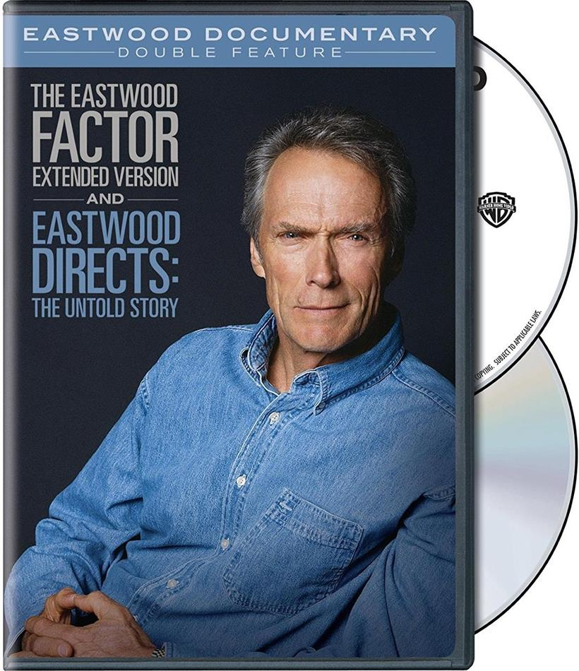 The Eastwood Factor / Eastwood Directs: The Untold Story - Eastwood Documentary Double Feature (2 DVDs)