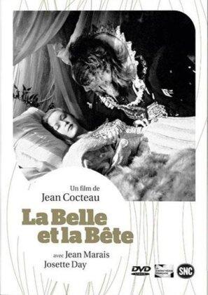La belle et la bête (1945) (Deluxe Edition, s/w, 2 DVDs)