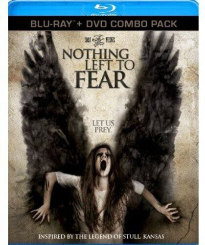 Nothing Left to Fear (2013) (Blu-ray + DVD)