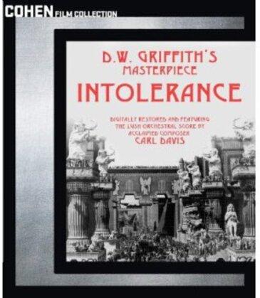 Intolerance (1916) (2 Blu-rays)