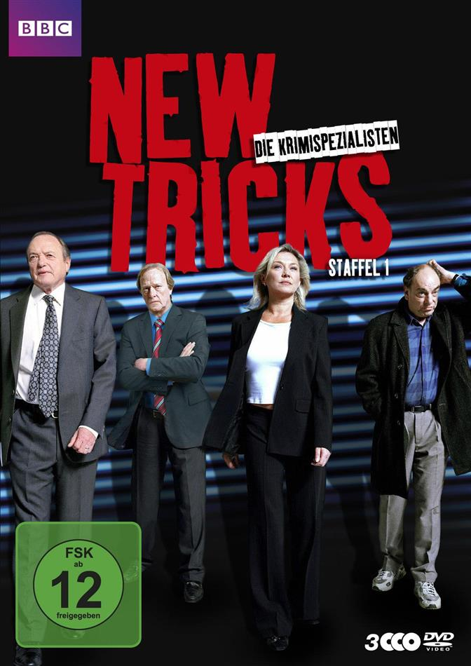 New Tricks - Die Krimispezialisten - Staffel 1 (BBC, 3 DVDs)