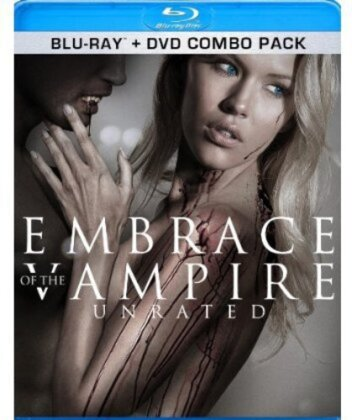 Embrace of the Vampire (2013) (Unrated, Blu-ray + DVD)