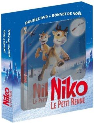 Niko le petit renne 1 & 2 - (+ Bonnet de Noël) (Édition Speciale, 2 DVDs)