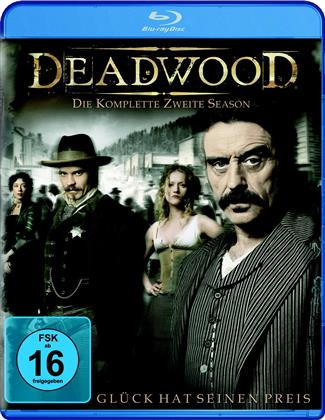 Deadwood - Staffel 2 (3 Blu-rays)