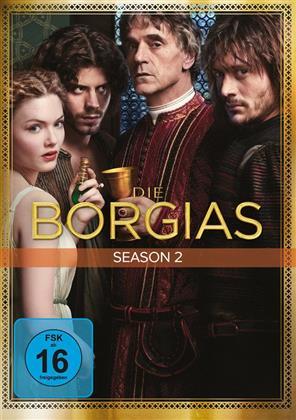 Die Borgias - Staffel 2 (Neuauflage, 4 DVDs)