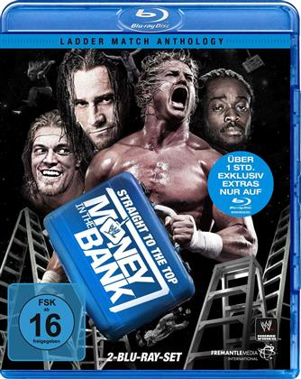 WWE: Straight to the top - The money in the bank ladder (2 Blu-rays)