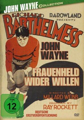 Frauenheld wider Willen (1927)