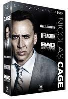 Nicolas Cage - Hell Driver / Effraction / Bad Lieutenant (3 DVDs)