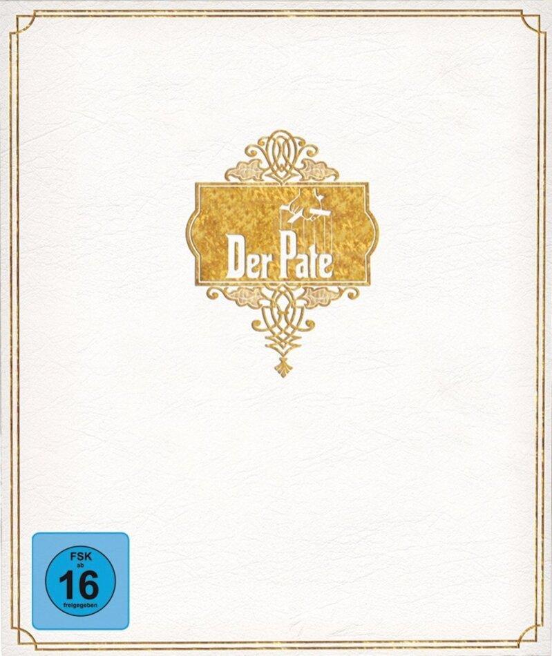 Der Pate - The Coppola Restauration (40th Anniversary Edition, 4 Blu-rays + 5 DVDs)