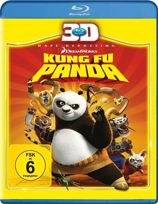 Kung Fu Panda (2008) (Single Edition)