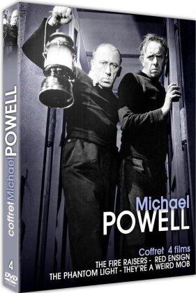 Michael Powell - Coffret 4 films (4 DVDs)