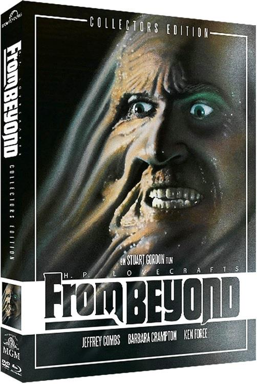 From Beyond (1986) (Digipack, Collector's Edition, Limited Edition, Uncut, Blu-ray + 2 DVDs)