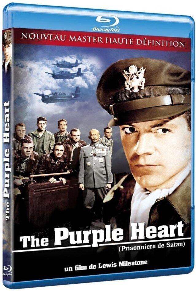 The Purple Heart - Les prisonniers de Satan (1944) (s/w)