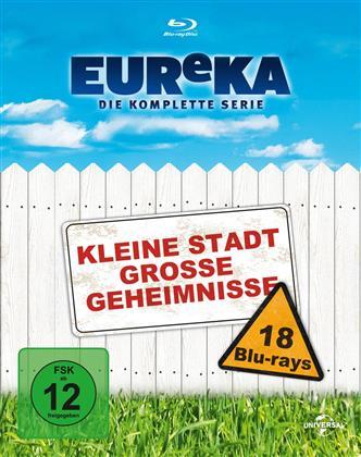 Eureka - Die komplette Serie (18 Blu-ray)