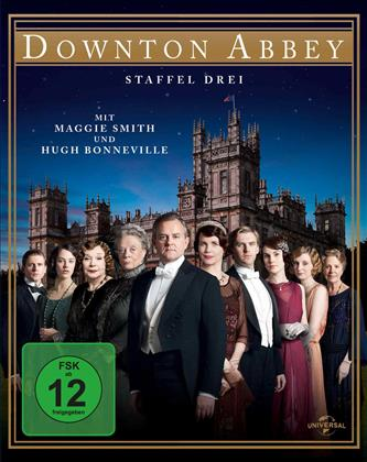 Downton Abbey - Staffel 3 (3 Blu-rays)