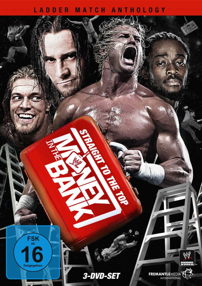 WWE: Straight to the Top - Money in the Bank Ladder Match Anthology (3 DVDs)
