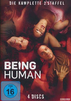 Being Human - Staffel 2 (2012) (4 DVDs)