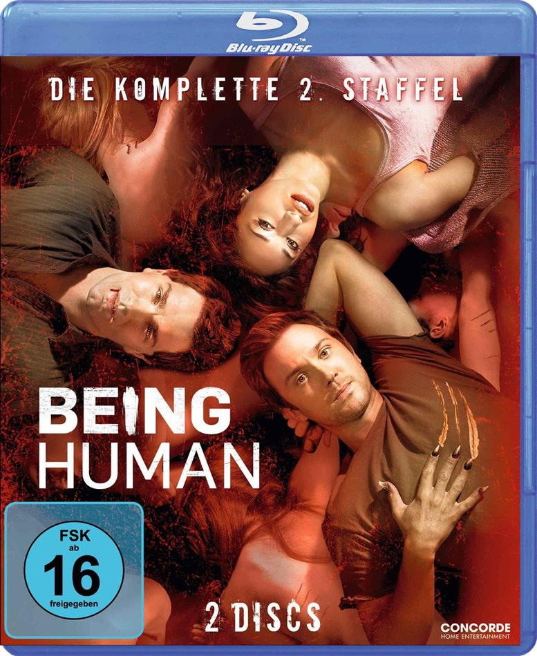 Being Human - Staffel 2 (2012) (2 Blu-rays)