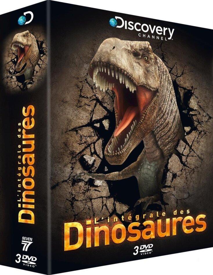 L'intégrale des Dinosaures - Discovery Channel (3 DVDs)
